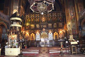 Catedrala ortodoxa Turda - iconostas