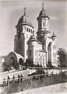 catedrala ortodoxa la 1940