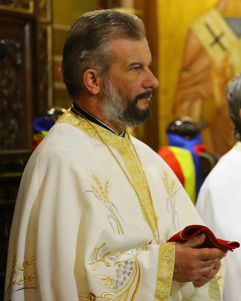 Preot Paroh Grigore Marchis
