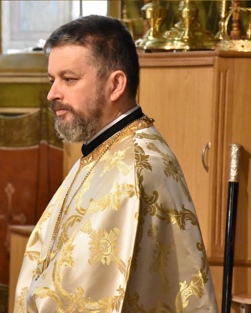 Preot Protopop Alexandru Rus